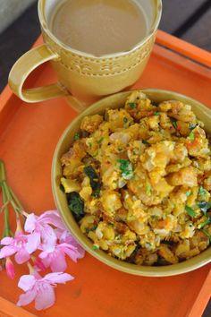 Egg Kothu Parantha