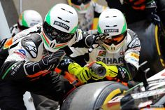 Sahara-Force-India-F1-Team-practice-pit-stops Canada GP 2014
