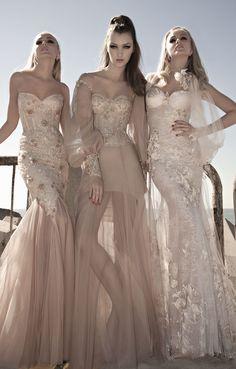 To die for gowns from Galia Lahav! See more of their beautiful work here http://galialahav.com/en/