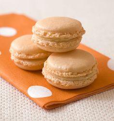 Macarons abricots chocolat blanc - Recettes de cuisine Ôdélices