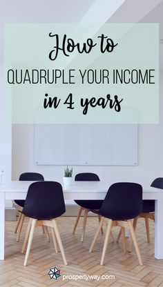 How to be a star performer, increase your income, and save the world. Learn my strategies to nearly quadruple my income in just 4 years.