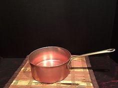 6-3-4-Copper-Pot-with-Brass-Handle-1-1-2-Quart