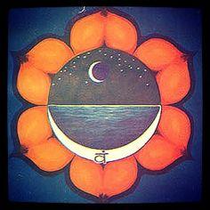 Moon energy Sacral chakra