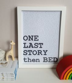 One Last Story then Bed... reading nooks, nurserys and kids bedrooms