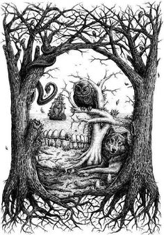 Art by Jamie Browne. http://cargocollective.com/jamiebrowne/filter/Pencil-Drawing/Skullusion
