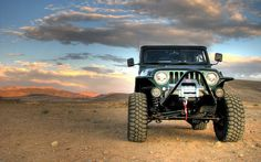 HDR Jeep