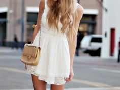 Summer dresses./bag