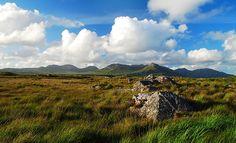 Ireland - Galway - the twelve bens