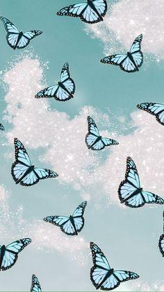 Butterfly Wallpaper Iphone, Bling Wallpaper, Trippy Wallpaper, Iphone Background Wallpaper, Retro Wallpaper, Iphone Wallpaper Glitter, Iphone Wallpaper Vibes, Cute Pastel Wallpaper, Aztec Wallpaper