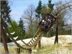 Must See Efteling Amusement Park (Day trip from Amsterdam)
