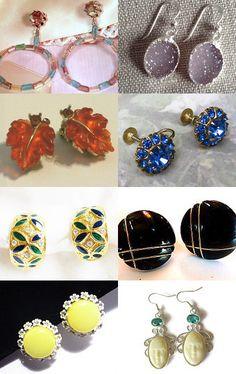 Ear Treats by Linda on Etsy--Pinned with TreasuryPin.com