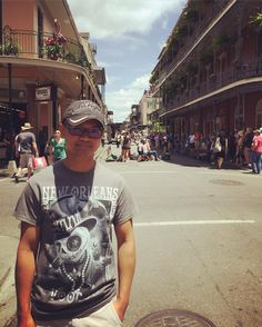 Love the French Quarter!  #frenchquarter #cajun #neworleans #louisiana #pangasinan #manila #philippines #dallas #texas #unitedstates #america #instagay #instagram #likeforlike #followme by jantray87
