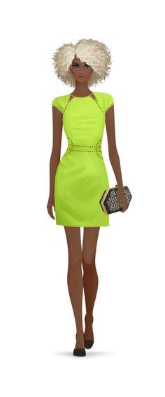 Fashion Game Fashion Games, Vintage, Dresses, Style, Fashion Styles, Trendy Outfits, Sporty, Vestidos, Swag