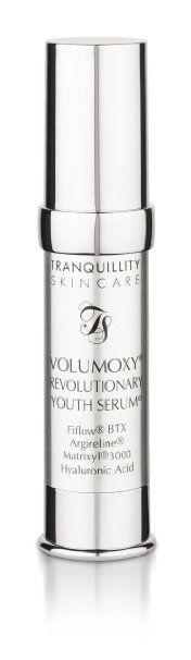 VOLUMOXY REVOLUTIONARY YOUTH SERUM with Fi-Flow BTX and Argireline TWO Amazing Botulinum Toxin Alternatives Matrixyl 3000, Triple System Hya...