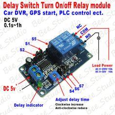 Microwave Radar Sensor Module DC 5V 39*22*11mm 5 8GHz ISM Waveband