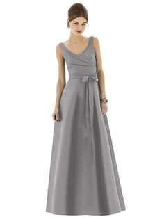 Alfred Sung Style D623  http://www.dessy.com/dresses/bridesmaid/d623/ #FallingInLove