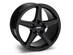 Black Saleen Mustang Wheel 05-14 (18x10) at AmericanMuscle.com