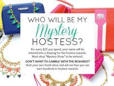 Mystery Stella & DOT hostess ☺️