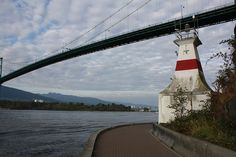 Prospect Point lighthouse [1948 - Vancouver, British Columbia, Canada]