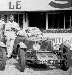 LE MANS 1930 - Tracta A28  #27