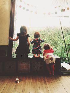 #Kids #Window // Simple Life