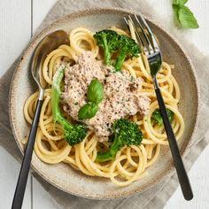Spaghetti, Broccoli, Ethnic Recipes, Lemon, God, Noodle