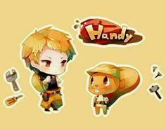 Happy Tree Friends, Three Friends, Htf Anime, Anime Chibi, Watch Cartoons, Adult Cartoons, The Mole, Friend Anime, Anime Version