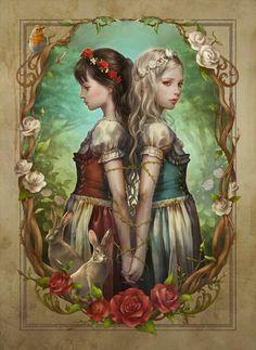 Мелания и Аннабель