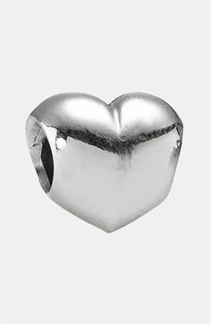 PANDORA Heart Charm | Nordstrom. Just got this for Xmas!! Love it!