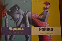 Gigante e Pallina di Klaas Verplancke per Zoolibri
