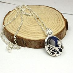 The Vampire Diaries Necklace Katherine by Handcraftedpassions