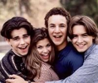 Boy Meets World...I love these people.  and this show.
