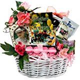 Mothers Are Forever Tea and Treats Gift Basket (Multiple Sizes)