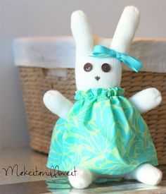 sock, kid gifts, gift ideas, easter gift, glove animals