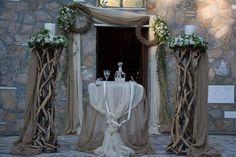 Rustic Wedding, Wedding Ideas, Wedding Cards, Deco, Weddings, Bodas, Wedding Ecards, Wedding, Dekoration