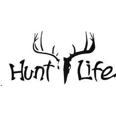 com - bigoltrucks Sign Stencils, Free Stencils, Cricut Vinyl, Vinyl Decals, Car Decals, Deer Silhouette, Silhouette Design, Deer Skull Tattoos, Circuit Design