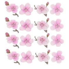 Cherry Blossom Dimensional Stickers | Shop Hobby Lobby