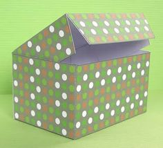 diy box printable