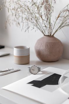 Danish design quality watches by Nordgreen. Styling and photography by Eleni Psyllaki for My Paradissi Office Accessories, Interior Styling, Interior Design, Danish Design, Timeless Design, Scandinavian, Elegant, Quality Watches, Vignettes
