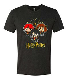 Cute Harry Potter awesome T Shirt, This t-shirt is Made To Order, one by one printed so we can control the quality. Cute Harry Potter, Direct To Garment Printer, Grey And White, Cool T Shirts, Printed, Awesome, Mens Tops, Stuff To Buy, Clothes