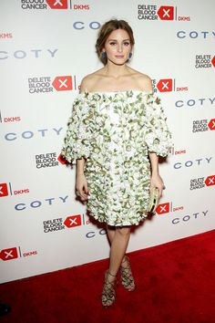 Olivia Palermo at the 9th Annual Delete Blood Cancer Gala