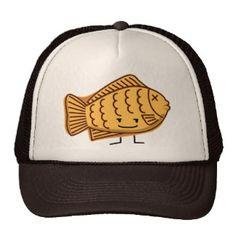 Taiyaki Fish Trucker Hat