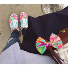 omg lilly p shoes are to die for!!!!