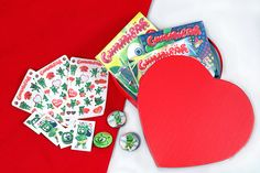Gummibär The Gummy Bear Valentines Day Heart Box  by ImAGummyBear