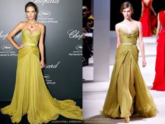 Frills and Thrills: The Elie Saab Allure at Cannes 2014