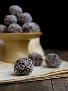 Czech Recipes, Christmas Cookies, Food And Drink, Cooking, Advent, Balls, Xmas Cookies, Kitchen, Christmas Crack