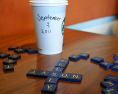 Photo taken by Jake Anderson! cute Idea for couples that love COFFEE!