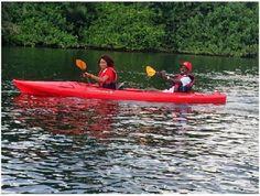 Yvonne Nelson Shares Photos Of Herself Paddling Canoe - Photo