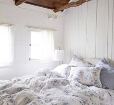 paradise floral linen bedding collection by rachel ashwell