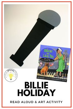 Billie Holiday craft
